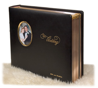 Photo Album Leather
